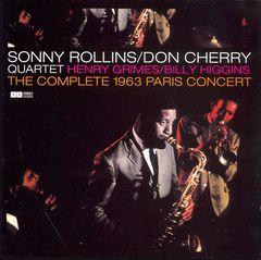 Sonny Rollins - Complete 1963 Paris Concert
