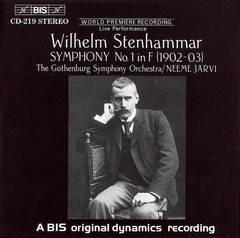 Neeme Järvi - Wilhelm Stenhammar: Symphony No. 1