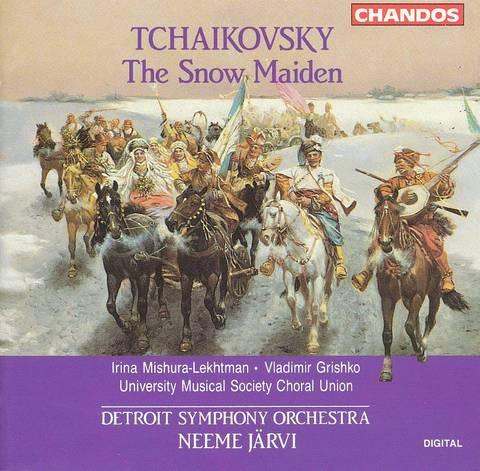 Neeme Järvi - Tchaikovsky: The Snow Maiden