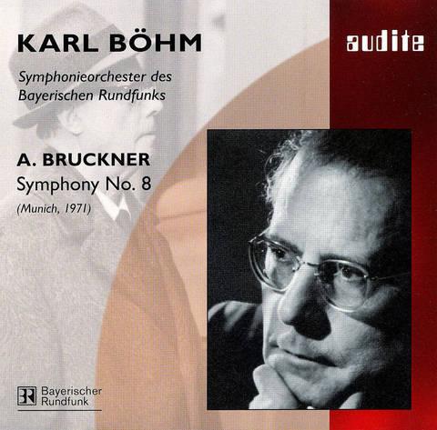 Karl Böhm - Bruckner: Symphony No. 8 in C minor