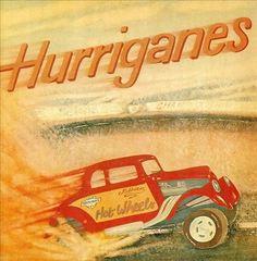 Hurriganes - Hot Wheels