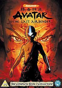 Animaton - Avatar. Book 3