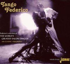 VARIOUS ARTISTS - Tango Federico: Federico's Selection of the World