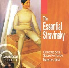 Neeme Järvi - The Essential Stravinsky