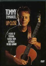 Emmanuel, Tommy - Up Close