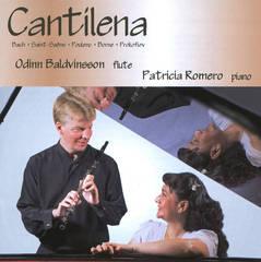 Odinn Baldvinsson - Cantilena