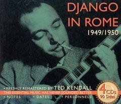 Django Reinhardt - Django in Rome 1949-1950