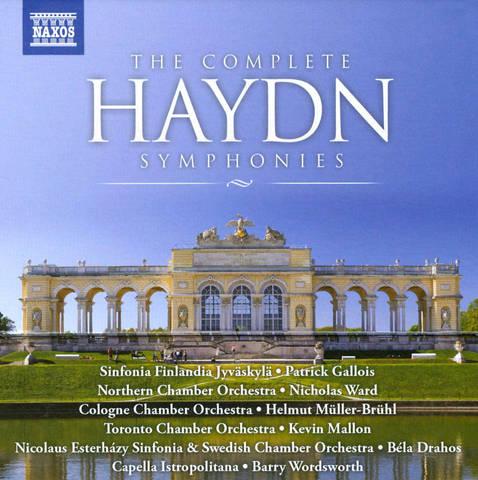 Haydn, J. - F.J. Haydn: Complete Symphonies (Box Set)