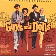 Original Soundtrack - Guys and Dolls [Blue Moon]