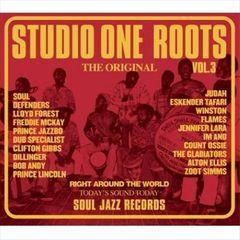 VARIOUS ARTISTS - Studio One Roots, Vol. 3