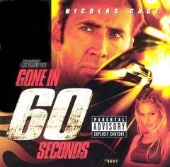 Original Soundtrack - Gone in 60 Seconds