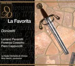 Donizetti, G. - Gaetano Donizetti: La Favorita