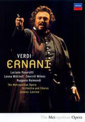 James Levine - Verdi: Ernani [DVD Video]