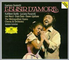 James Levine - Donizetti: L'Elisir D'Amore