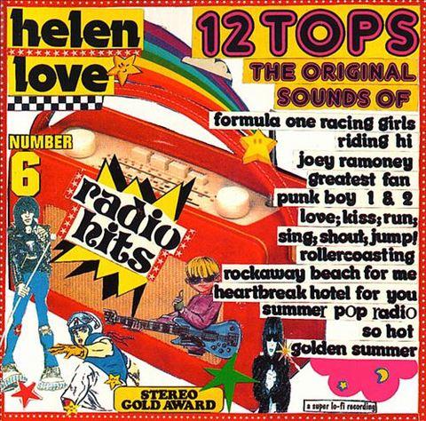 Helen Love - Radio Hits, Vol. 1