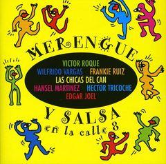 VARIOUS ARTISTS - Merengue y Salsa en La Calle 8