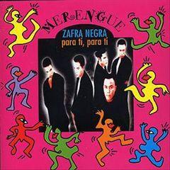 Negra Zafra - Merengue