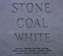 Stone Coal White - Stone Coal White