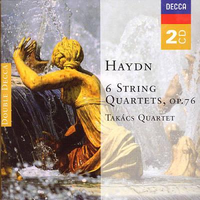 Haydn, J. - Haydn: String Quartets, Op. 76 [Germany]