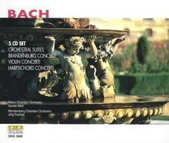 Bach, J.S. - Bach: Complete Concerti & Orchestral Suites