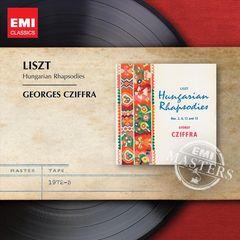 György Cziffra - Liszt: Hungarian Rhapsodies