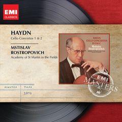 Mstislav Rostropovich - Haydn: Cello Concertos Nos. 1 & 2