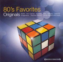 Various Artists - 80's Favorites: Originals