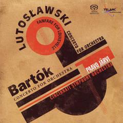 Paavo Järvi - Lutoslawski, Bartok: Concertos for Orchestra