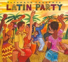 VARIOUS ARTISTS - Putumayo Presents: Latin Party