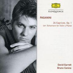 Paganini, N. - Paganini: 24 Caprices [Australia]