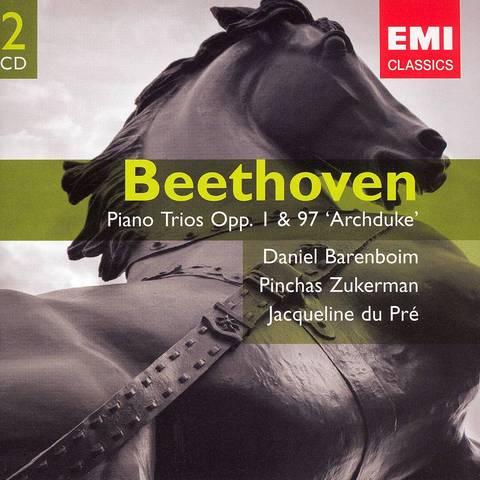Beethoven, L. Van - Beethoven: Piano Trios Opp. 1 & 97