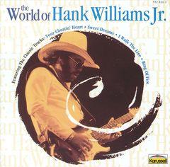Hank Williams, Jr. - World of Hank Williams Jr.