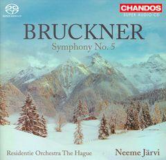 Neeme Järvi - Bruckner: Symphony No. 5