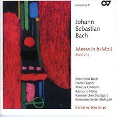 Frieder Bernius - Johann Sebastian Bach: messe in h-Moll BWV 232