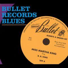 VARIOUS ARTISTS - Bullet Records Blues