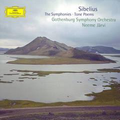 Neeme Järvi - Sibelius: The Symphonies; Tone Poems [Box Set]