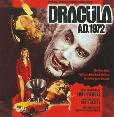 Original Soundtrack - Dracula A.D. 1972 [Original Motion Picture Soundtrack]