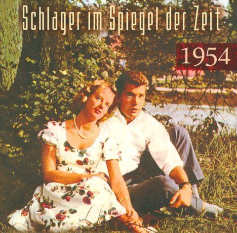 VARIOUS ARTISTS - Schlager Im Spiegel Der Zeit: 1954