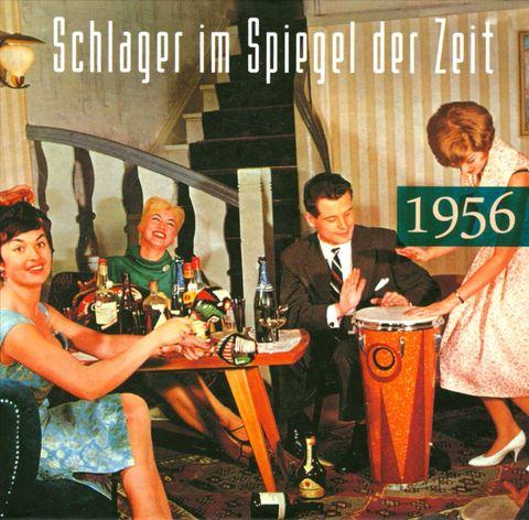 VARIOUS ARTISTS - Schlager Im Spiegel Der Zeit 1956