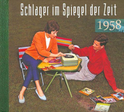 VARIOUS ARTISTS - Schlager Im Spiegel Der Zeit 1958