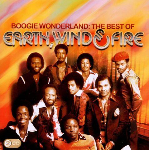 Earth, Wind & Fire - Boogie Wonderland: Best Of Earth, Wind & Fire