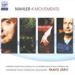 Paavo Järvi - Mahler: 4 Movements