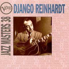 Django Reinhardt - Verve Jazz Masters 38