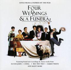 Original Soundtrack - Four Weddings and a Funeral [Vertigo]