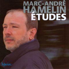 Marc-André Hamelin - Études