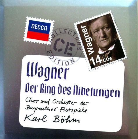 Karl Böhm - Wagner: Der Ring des Nibelungen