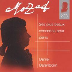 Daniel Barenboim - Mozart: Ses plus beaux concertos pour piano