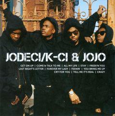Jodeci - Icon