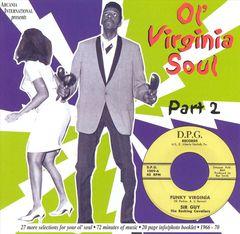VARIOUS ARTISTS - Ol' Virginia Soul, Pt. 2