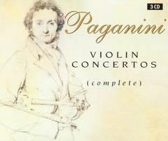 Paganini, N. - Paganini: Violin Concertos (Complete)